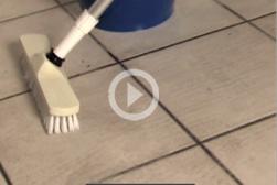 Comment nettoyer mon sol encrassé ?