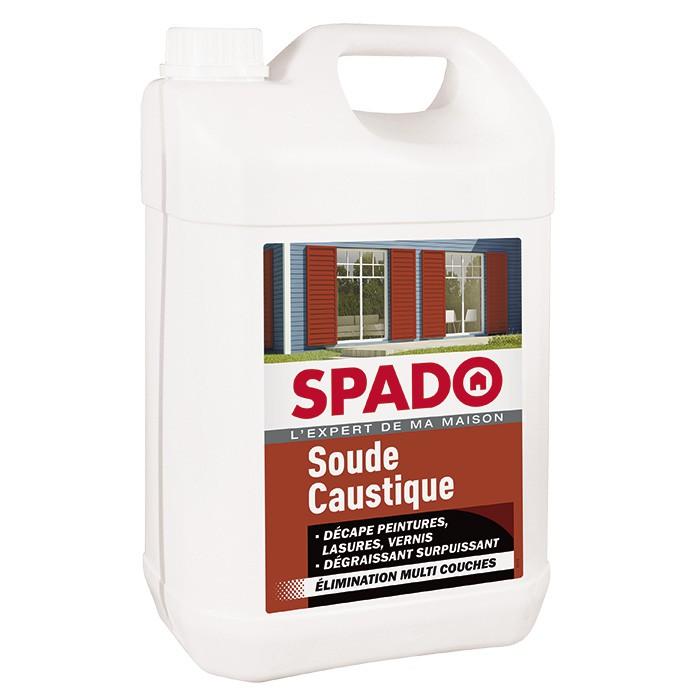 Soude Caustique Pure 4kg