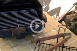 Comment nettoyer ma grille de barbecue ?